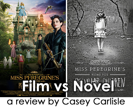 Miss Peregrine's Home for Peculiar Children Film vs Novel Pic 01 by Casey Carlisle.jpg