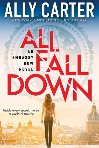 All Fall Down Book Review Pic 01 by Casey Carlisle