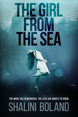 The Girl From The Sea Book Review Pic 01 by Casey Carlisle