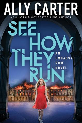 See How They Run Book Review Pic 01 by Casey Carlisle