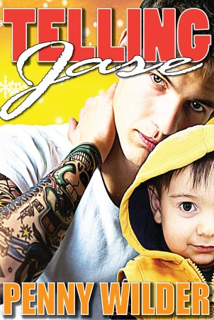 Telling Jase Book Review Pic 01 by Casey Carlisle