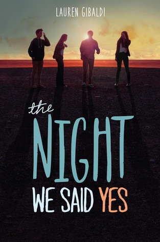 The Night We Said Yes Book Review Pic 01 by Casey Carlisle