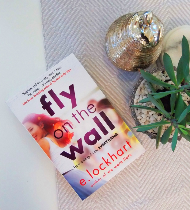 #bookporn Fly on the Wall by Casey Carlisle.jpg