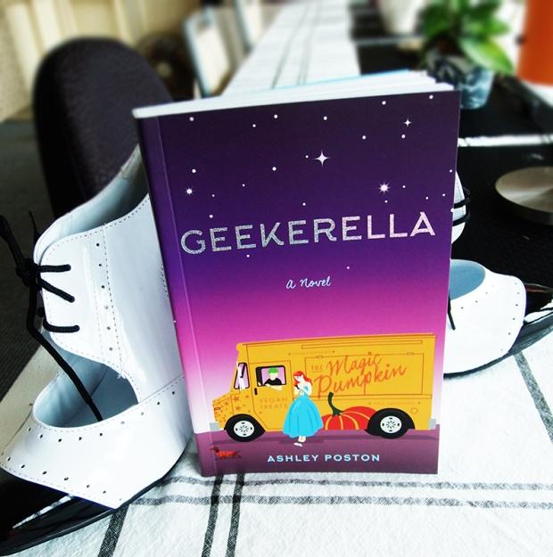 #bookporn Geekerella by Casey Carlisle.jpg