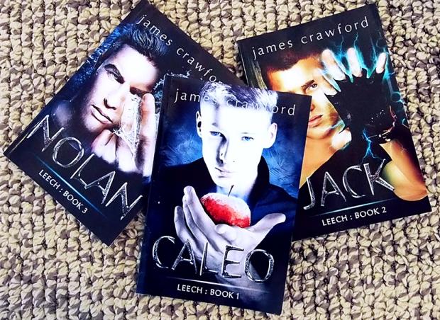 #bookporn Leech Trilogy by Casey Carlisle.jpg