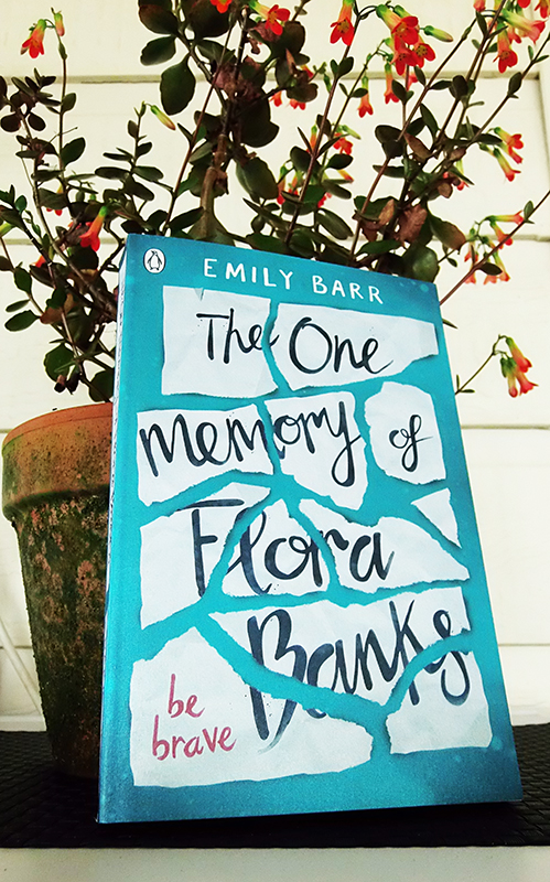 #bookporn The One Memory of Flora Banks by Casey Carlisle.jpg