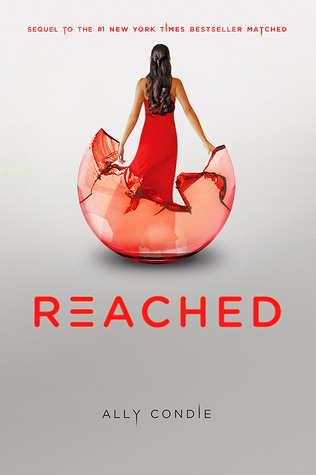 Reached Book Review Pic 01 by Casey Carlisle