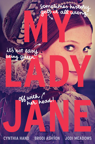 My Lady Jane Book Review Pic 01 by Casey Carlisle