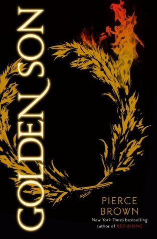Golden Son Book Review Pic 01 by Casey Carlisle