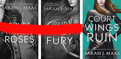 Slay that Series A Court of Thorns and Roses Trilogy by Casey Carlisle