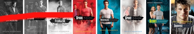Slay that Series Elements Series by Casey Carlisle