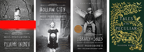 Slay that Series Miss Peregrines Peculiar Children by Casey Carlisle