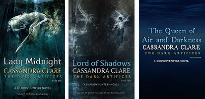Slay that Series The Dark Artifices by Casey Carlisle