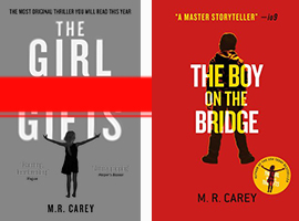 Slay that Series The Girl With All The Gifts by Casey Carlisle
