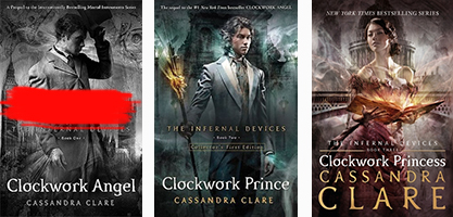 Slay that Series The Infernal Devices by Casey Carlisle