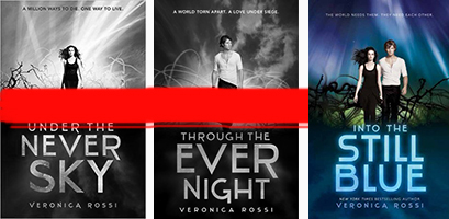 Slay that Series Under the Never Sky Trilogy by Casey Carlisle