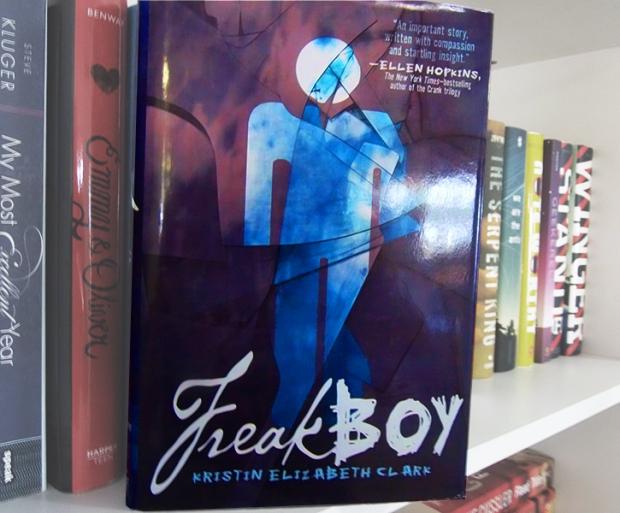 #bookporn Freakboy by Casey Carlisle.jpg