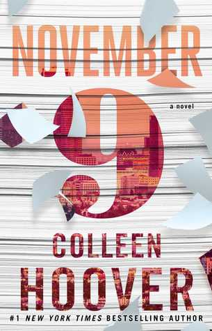 November 9 Book Review Pic 01 by Casey Carlisle