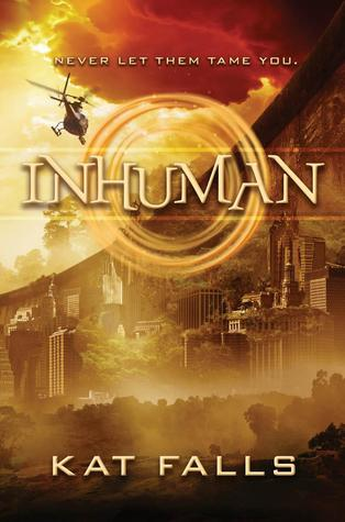 Inhuman Book Review Pic 01 by Casey Carlisle