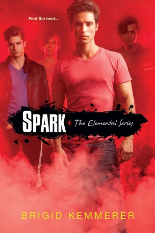 Spark (#2 Elementals) Book Review Pic 01 by Casey Carlisle.jpg