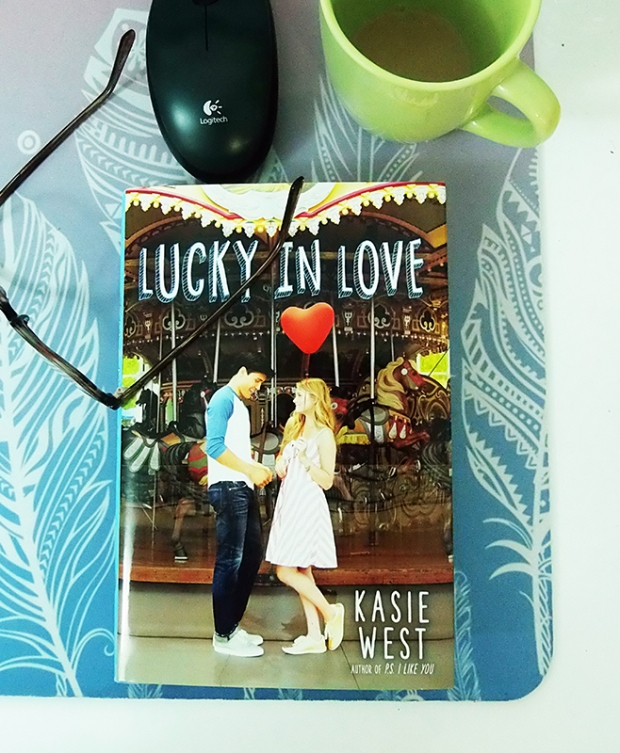 #bookporn Lucky in Love by Casey Carlisle.jpg