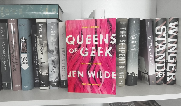 #bookporn Queens of Geek by Casey Carlisle.jpg