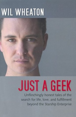 Just a Geek Book Review Pic 01 by Casey Carlisle