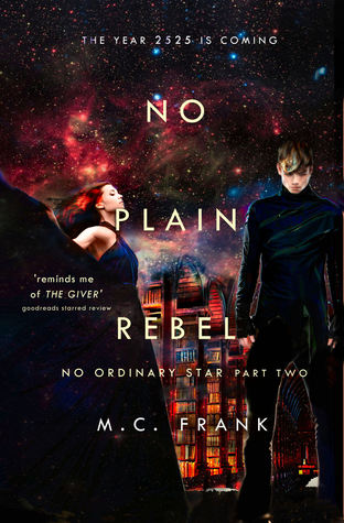 No Plain Rebel Book Review Pic 01 by Casey Carlisle