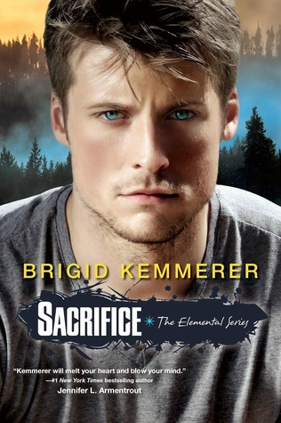 Sacrifice (#5 Elemental) Book Review Pic 01 by Casey Carlise