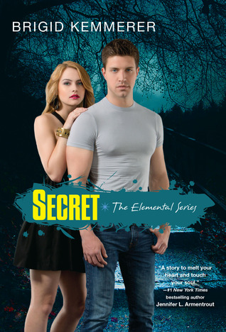 Secret (#4 Elemental) Book Review Pic 01 by Casey Carlisle.jpg