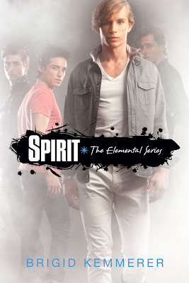 Spirit (#3 Elementals) Book Review Pic 01 by Casey Carlisle