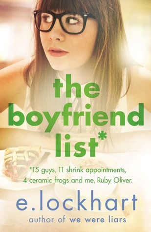 The Boyfriend List (#1 Ruby Oliver) Book Review Pic 01 by Casey Carlile.jpg
