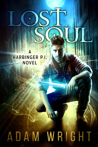 Lost Soul (#1 Harbinger PI) Book Review Pic 01 by Casey Carlilse