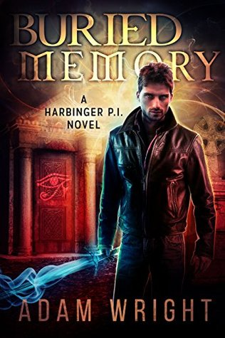 Buried Memory (#2 Harbinger PI) Book Review Pic 01 by Casey Carlilse