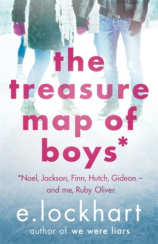 The Treasure Map of Boys (#3 Ruby Oliver) Book Review Pic 01 by Casey Carlisle.jpg