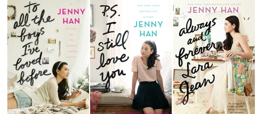 Image result for to all the boys i loved before trilogy