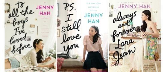 Image result for jenny han trilogies