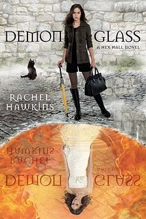 Demon Glass (#2 Hex Hall) Book Review Pic 01 by Casey Carlisle.jpg