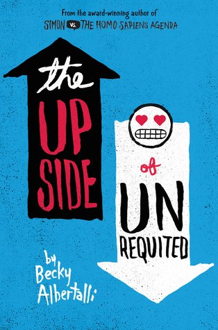 The Upside of Unrequited (Creekwood) Book Review Pic 01 by Casey Carlisle.jpg