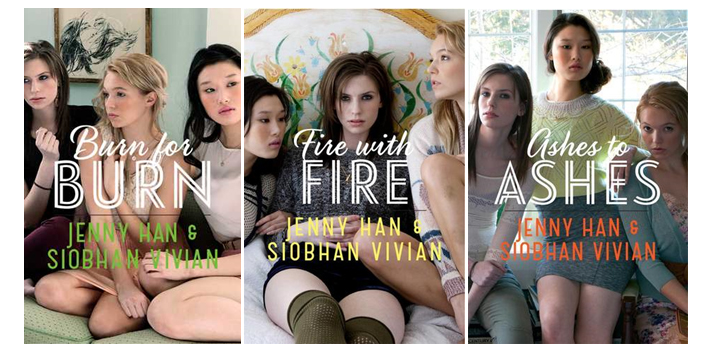 Wrap up – Burn for Burn Trilogy by Jenny Han and Siobhan Vivian – Casey  Carlisle
