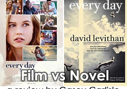 Film Vs Novel Every Day Casey Carlisle