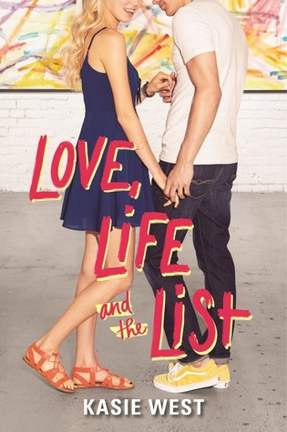 Love, Life and the List Book Review Pic 01 by Casey Carlisle