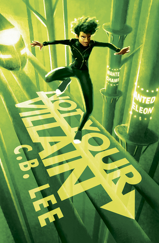 Not Your Villain (#2 Sidekick Squad) Book Review Pic 01 by Casey Carlisle.jpg