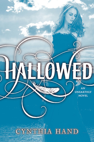 Hallowed (#2 Unearthly) Book Review Pic 01 by Casey Carlisle