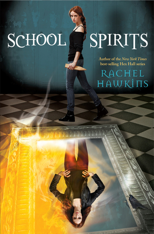 School Spirits (#4 Hex Hall) Book Review Pic 01 by Casey Carlisle
