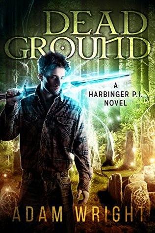 Dead Ground (#4 Harbinger P.I.) Book Review Pic 01 by Casey Carlisle