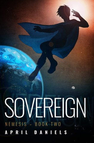 Sovereign (#2 Nemesis) Book Review Pic 01 by Casey Carlisle
