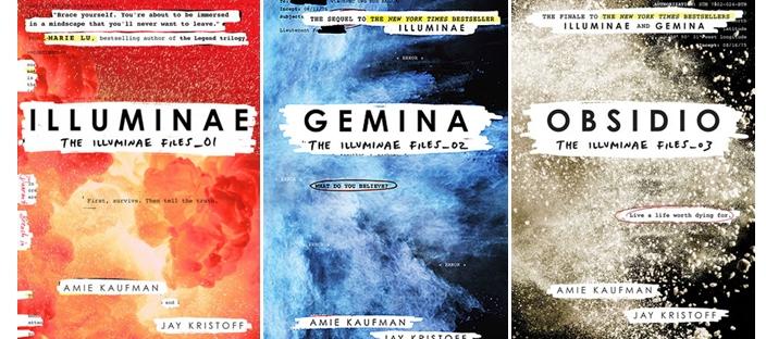 Wrap up – The Illuminae Files by Amie Kaufman and Jay Kristoff – Casey  Carlisle