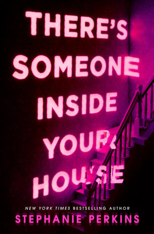 There's Someone Inside Your House Book Review Pic 01 by Casey Carlisle