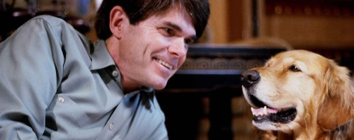 UL Most Read Author Dean Koontz Pic 02 by Casey Carlisle